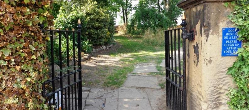 Jubilee Gardens Entrance Improvements
