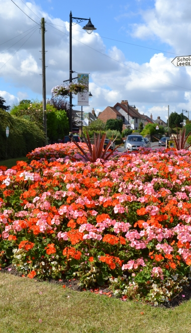 Britain in Bloom Judging – GOLD Award