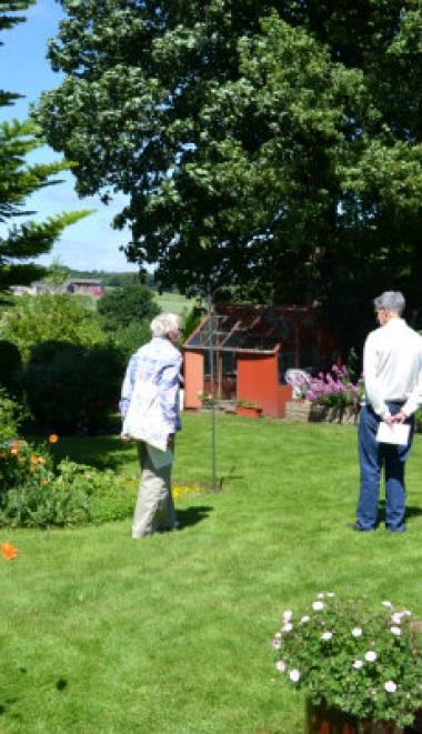 Open Gardens a resounding success